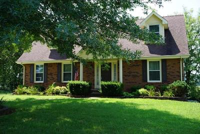 Clarksville Single Family Home For Sale: 1418 Honeysuckle Ln