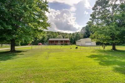 Hohenwald TN Single Family Home For Sale: $255,000