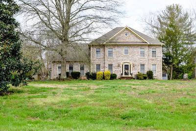 Gallatin Single Family Home For Sale: 710 Carolyn Ln