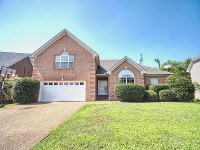 Hendersonville Single Family Home For Sale: 176 Walton Trce S