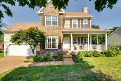 Williamson County Single Family Home Under Contract - Not Showing: 1721 Shetland Ln