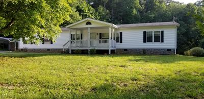 Cumberland Furnace Single Family Home For Sale: 5283 Highway 48 N