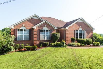 Davidson County Single Family Home For Sale: 6100 Tuckaleechee Ln