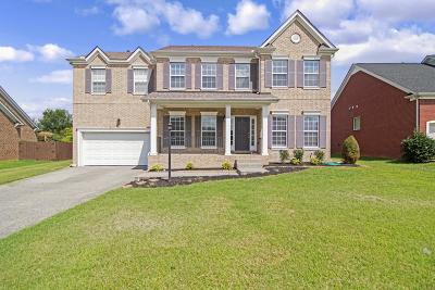 Mount Juliet Single Family Home For Sale: 142 Normandy Dr
