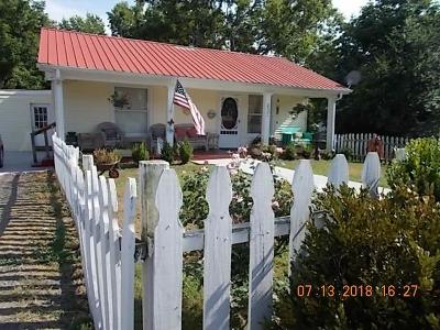Watertown TN Single Family Home Under Contract - Not Showing: $129,900