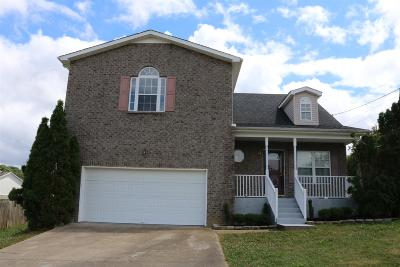 Lavergne Single Family Home For Sale: 511 Grayson Ct