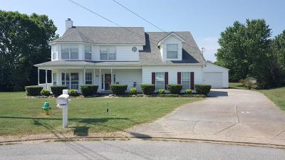Lavergne Single Family Home Under Contract - Showing: 204 Jack Patton Cv