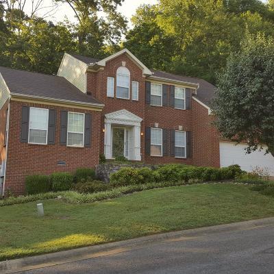 Nashville Single Family Home For Sale: 6957 Harpeth Glen Trce
