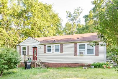 Clarksville Multi Family Home For Sale: 1358 Mossrose Road