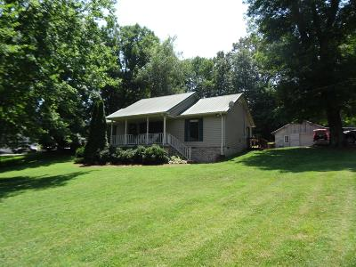 Pleasant View Single Family Home For Sale: 1901 Blue Bird Dr