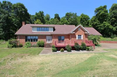 Christian County Single Family Home For Sale: 11335 Greenville Rd
