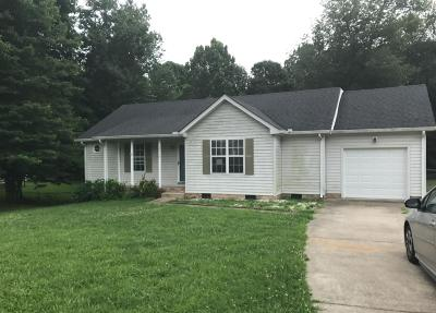Woodlawn Single Family Home For Sale: 2918 Charlie Sleigh Rd
