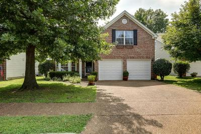 Franklin Single Family Home Under Contract - Showing: 3122 Langley Dr