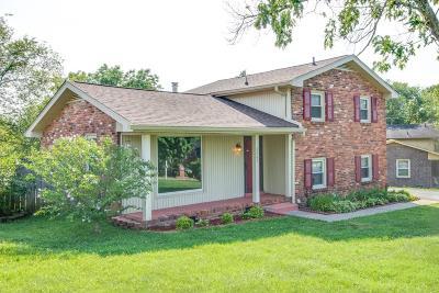 Nashville Single Family Home For Sale: 3207 Jonesboro Dr