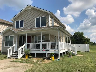 Clarksville TN Single Family Home For Sale: $152,500