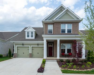 Hendersonville Single Family Home For Sale: 112 Championship Place