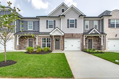 Murfreesboro Single Family Home For Sale: 1726 Barbourville Lane
