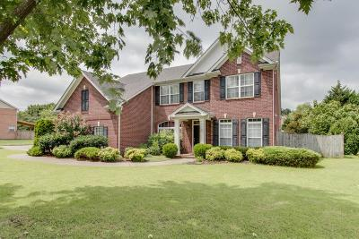 Old Hickory Single Family Home For Sale: 1325 Autumn Springs Ln