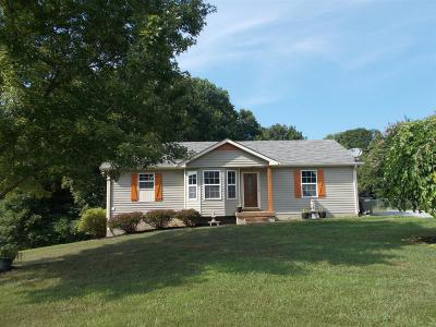 Single Family Home Sold: 1723 Bandy Rd
