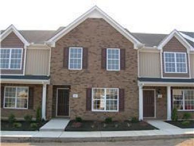 Spring Hill Condo/Townhouse Under Contract - Not Showing: 2006 Huyana Way Lot 126 #126