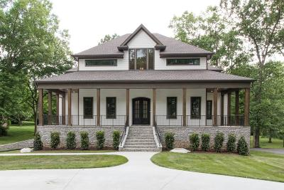Nashville Single Family Home For Sale: 611 Georgetown Dr
