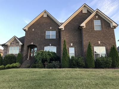 Spring Hill Single Family Home For Sale: 3011 Brisbane Ct