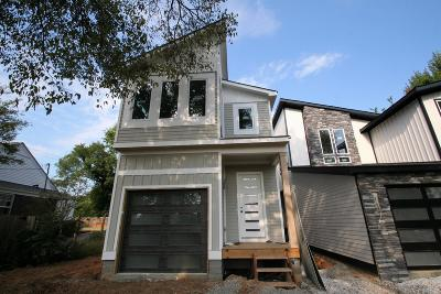 Davidson County Single Family Home For Sale: 904 A Riverside Dr