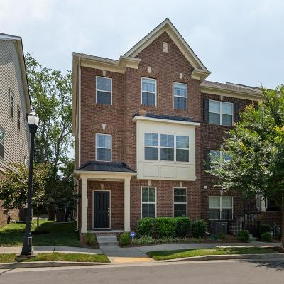 Brentwood Condo/Townhouse Under Contract - Not Showing: 5538 Prada Dr