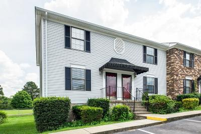 Hendersonville Condo/Townhouse For Sale: 220 Edgewood Dr