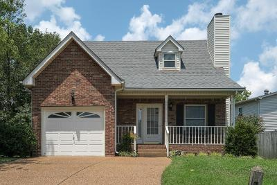 Nashville TN Single Family Home For Sale: $245,000