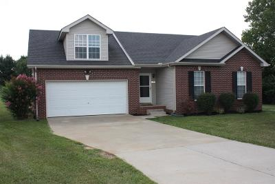 Clarksville Single Family Home For Sale: 1082 Meshaw Trl