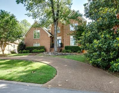 Brentwood Single Family Home Under Contract - Not Showing: 9415 Gentlewind Drive