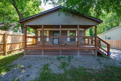 Nashville Single Family Home For Sale: 1610 23rd Ave N