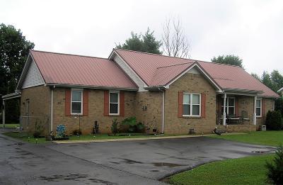 Murfreesboro Single Family Home For Sale: 923 E E Jefferson Pike