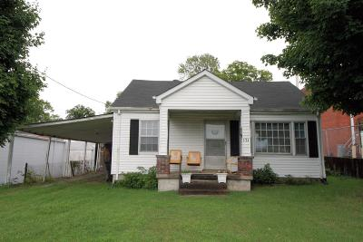 Gallatin Single Family Home For Sale: 121 S Hickory Ave