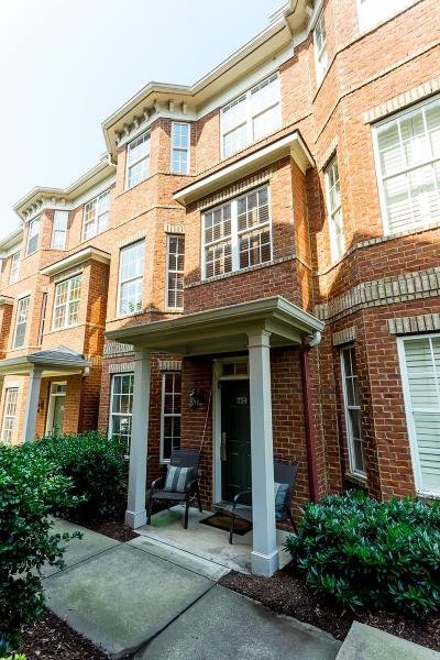 Nashville Condo/Townhouse For Sale: 754 Wedgewood Park