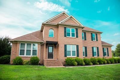 Clarksville Single Family Home For Sale: 4871 Sango Rd