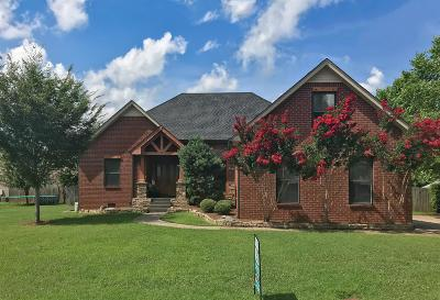 Murfreesboro Single Family Home For Sale: 394 Meigs Dr