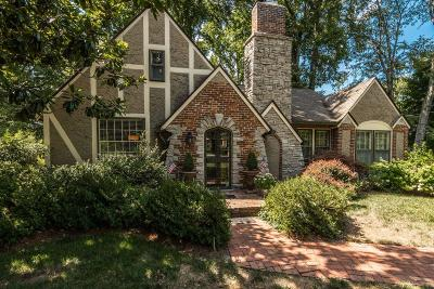 Nashville Single Family Home For Sale: 114 Spring Valley Rd