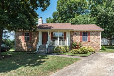 Antioch Single Family Home Under Contract - Showing: 3608 Lipton Pl