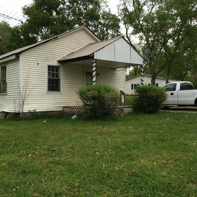 Marshall County Single Family Home For Sale: 2447 Verona Caney Rd