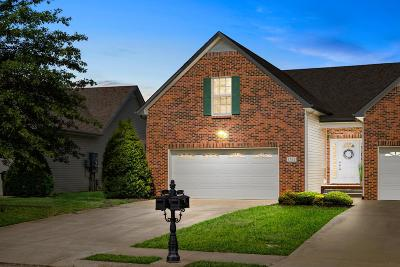 Clarksville Single Family Home For Sale: 3742 Meadow Ridge Lane