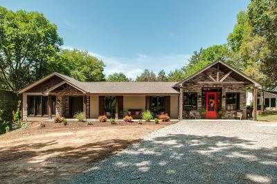 Hendersonville Single Family Home Under Contract - Showing: 1112 Forest Harbor Dr