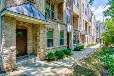 Nashville Condo/Townhouse For Sale: 3823 Gallatin Pike #9 #9