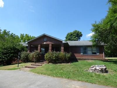 Clarksville Single Family Home For Sale: 2751 Ashland City Rd