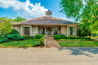 Williamson County Single Family Home Under Contract - Showing: 6021 Wellesley Way