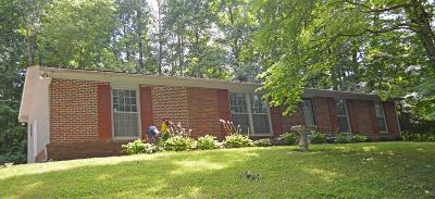 Clarksville Single Family Home For Sale: 418 Winding Way Road