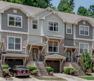 Nashville Condo/Townhouse For Sale: 1003 Woodbury Falls Dr