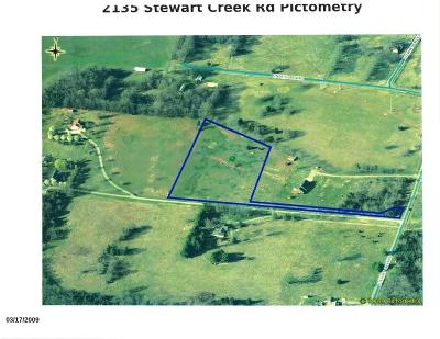 Residential Lots & Land For Sale: 2135 Stewart Creek Road