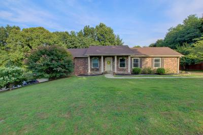 Clarksville Single Family Home For Sale: 507 Hay Market Rd